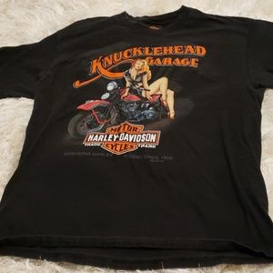 Harley Davidson Men's L Shirt
